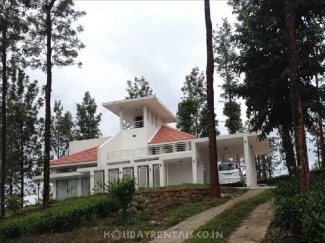 Hill View House, Munnar