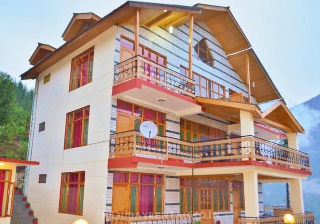 Hill Dwelling, Manali