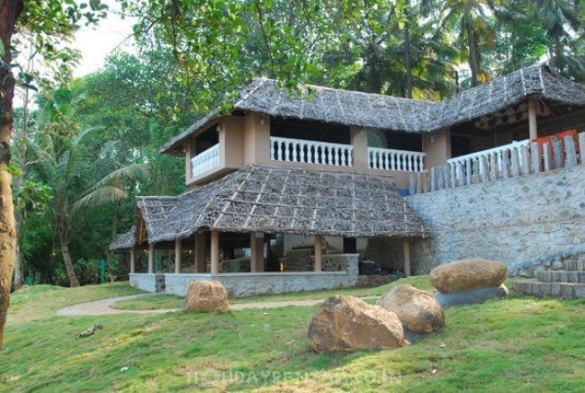 Lake view resort, Thrissur