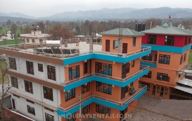 Himalayan View Home, Mandi