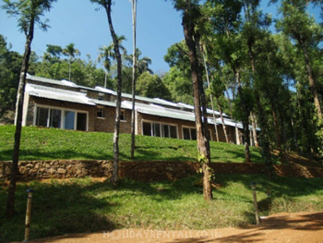 Tea Plantation Home, Munnar