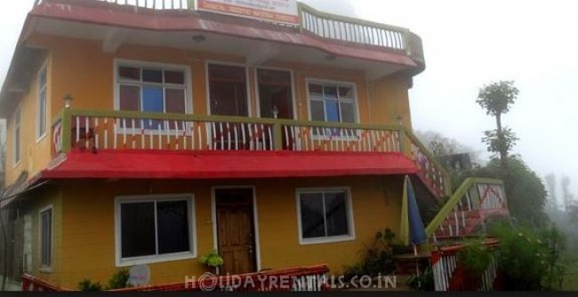 Hill Top House, Darjeeling