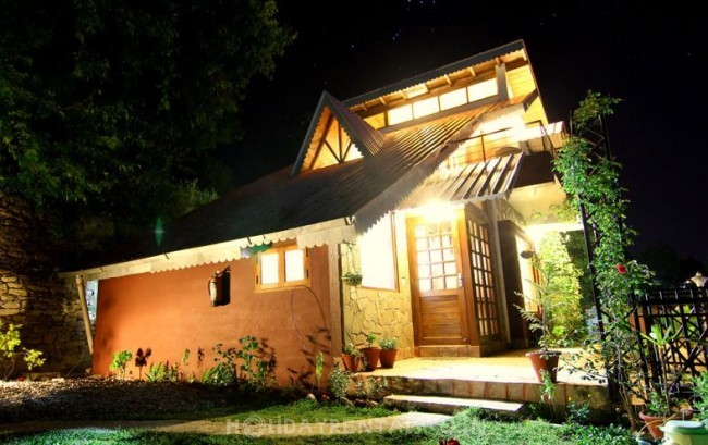 Fog Hills Cottages, Ranikhet