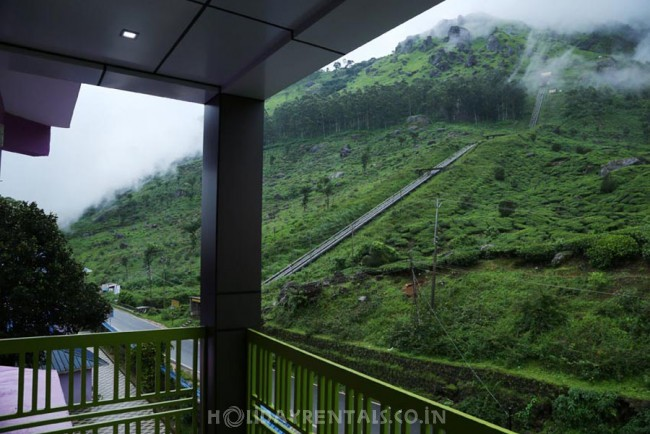 Tea Plantation Stay, Munnar