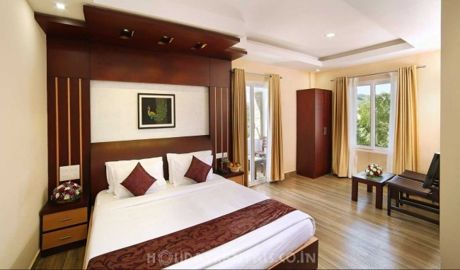 Hill View Rooms, Munnar