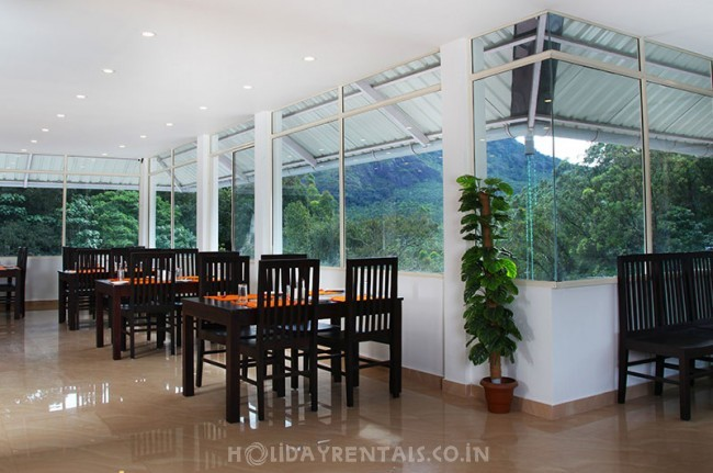 Mountain View Rooms, Munnar