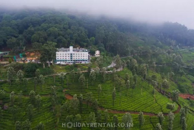 Misty Mountain View Stay, Munnar