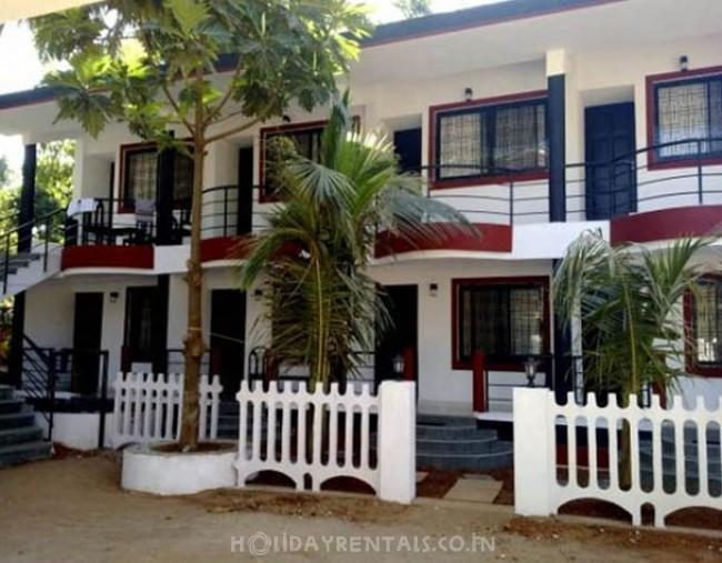 Beachside Holiday Home, Bardez
