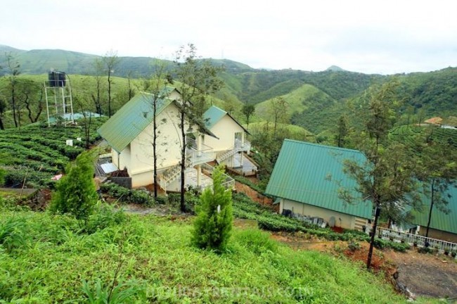 Misty Valley Stay, Vagamon
