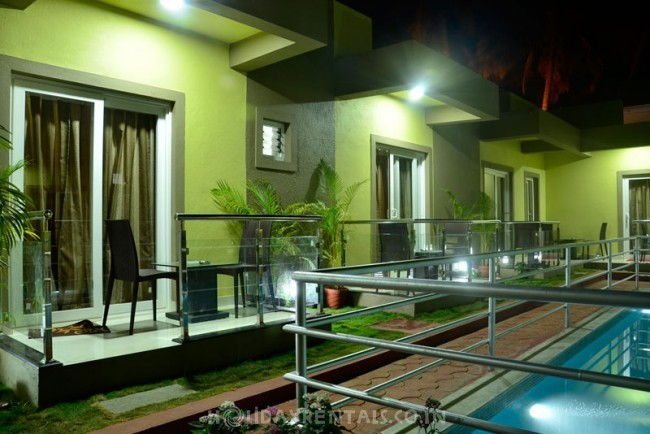 Beachside Stay, Calangute
