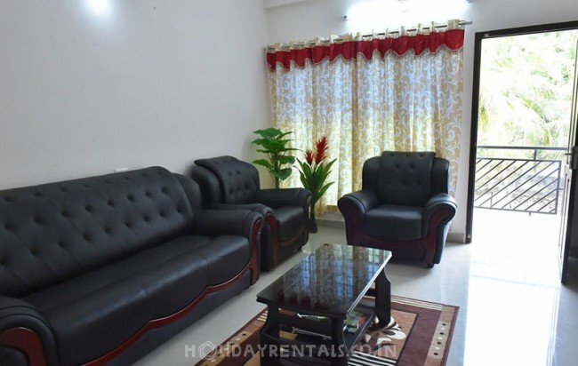3 Bedroom Flat, Trivandrum