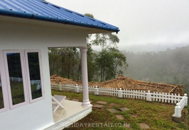 Hilltop View Stay, Munnar