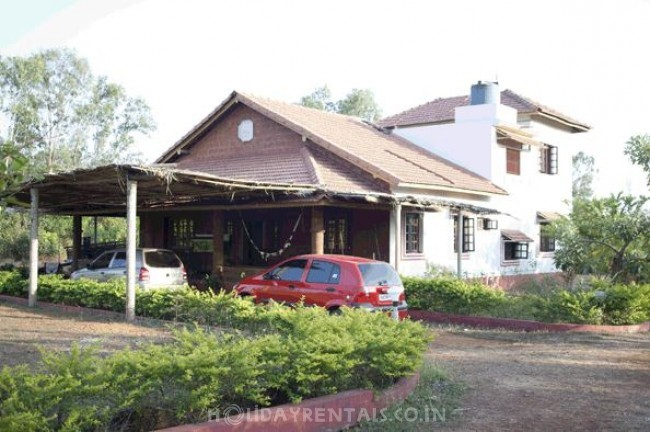 3 Bedroom House, Gokarna