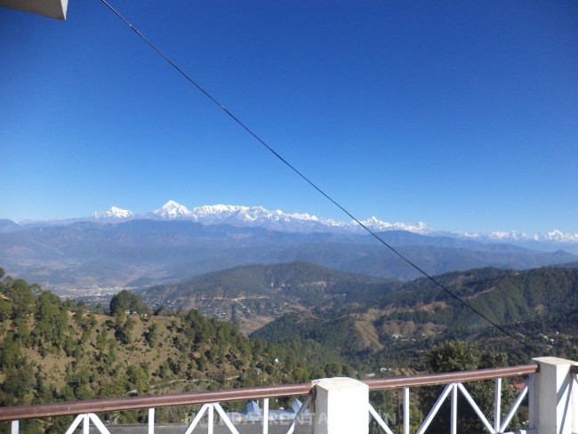 Snow View Stay , Kausani