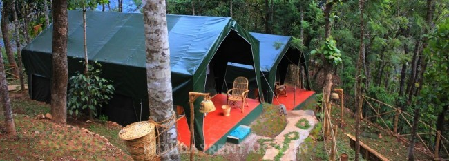 Eco Friendly Home, Munnar