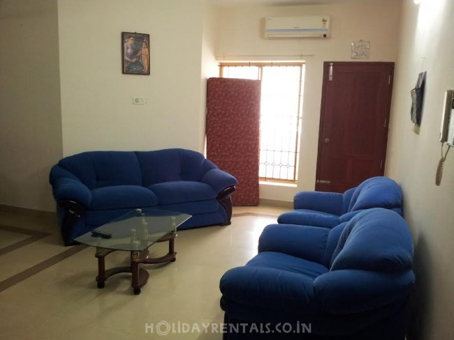 2 Bedroom Flat , Trivandrum