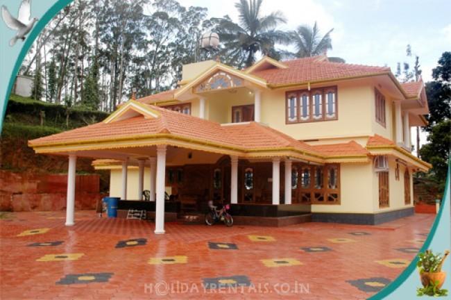 Eco Friendly Holiday Home, Wayanad
