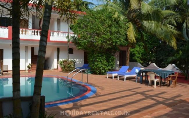 Seaside Home, Anjuna