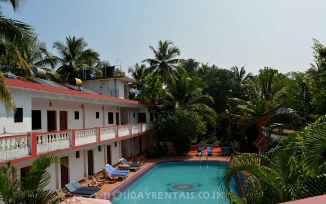 Seaside Home, Anjuna