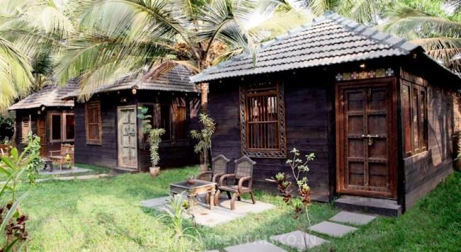 Seaside Cottages, Pernem