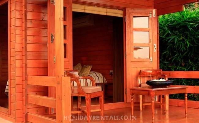 Wooden Cottages , North Goa