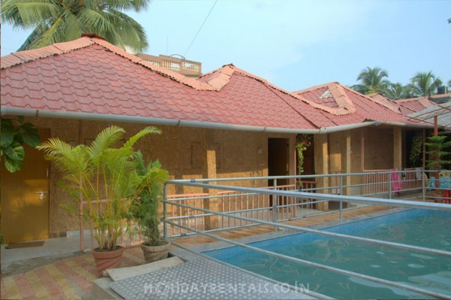 Cottages near Calangute Beach, Calangute