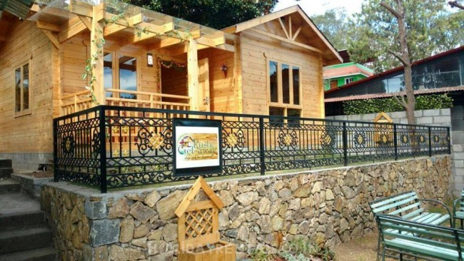 Wooden Cottage, Kodaikanal