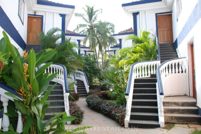 Seaside Stay, Candolim