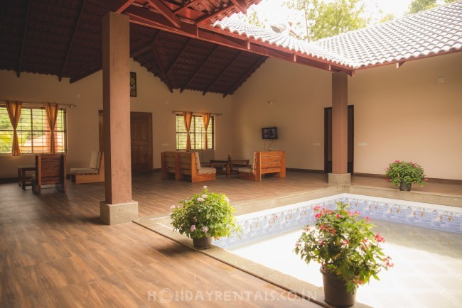 5 Bedroom House, Chikmagalur