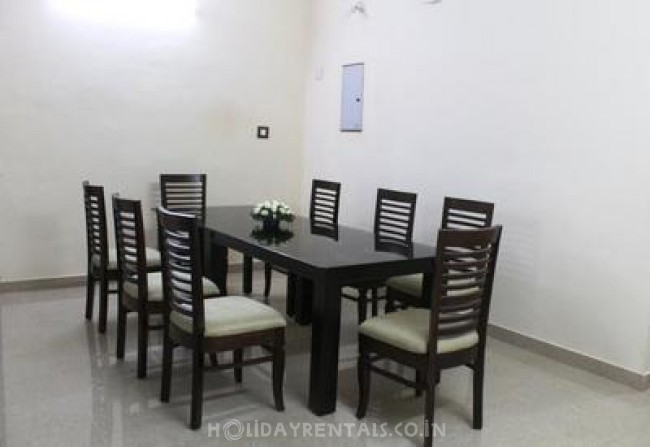 2 Bedroom Flat, Thrissur