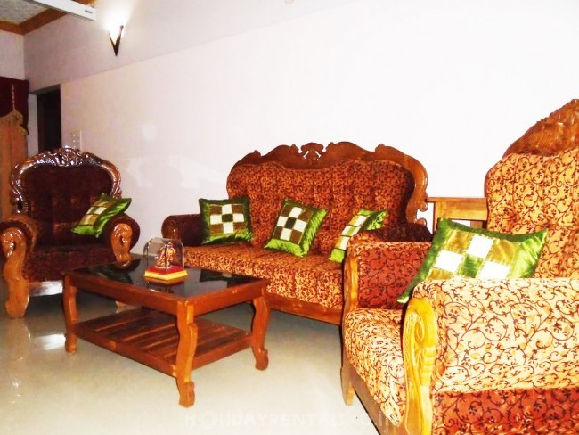 4 bedroom Holiday Home, Kovalam