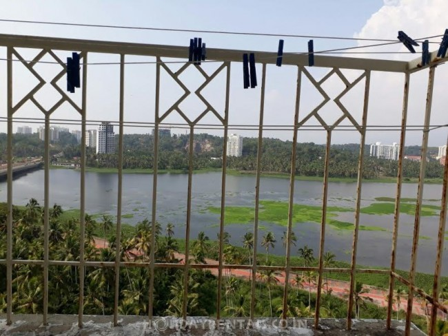 Lake View Flat, Trivandrum
