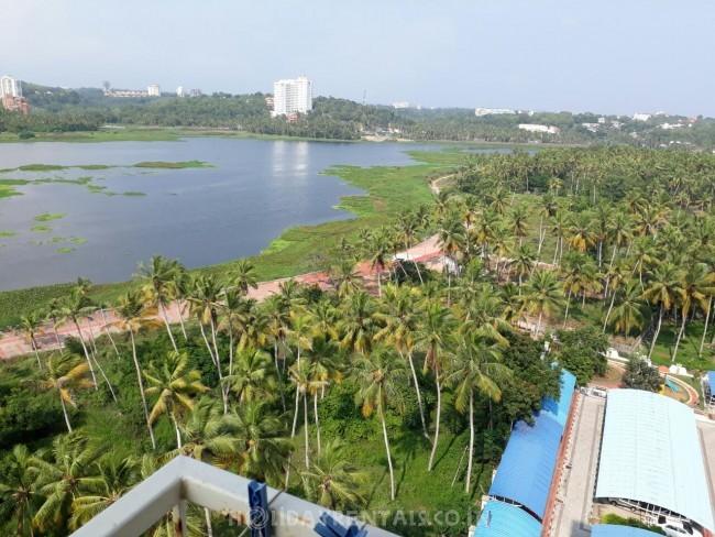 Lake View Flat, Trivandrum