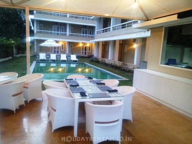 Deluxe and Luxury Suites, Bardez