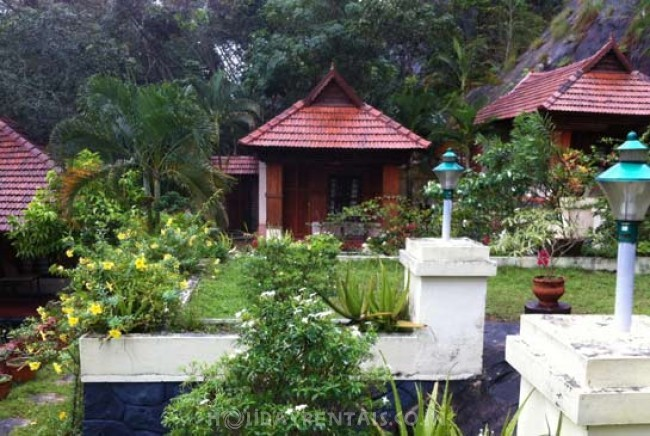 Stay Near Neyyar Dam, Trivandrum