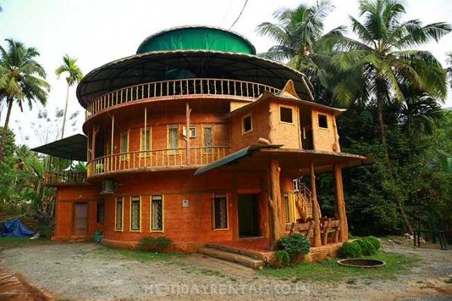 Riverside Home, Thrissur
