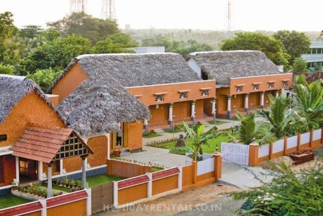 Holiday Stay Near Maharaja's Palace, Sivaganga