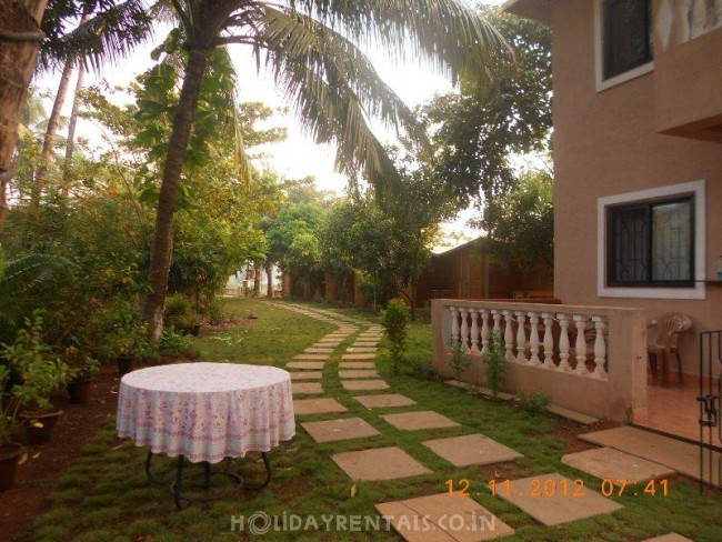 Beachside Farm Cottages, Calangute