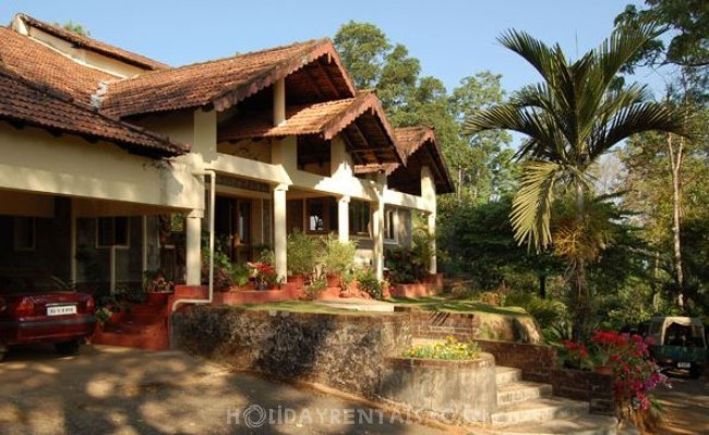 2 Bedroom Holiday Home, Kodagu Coorg