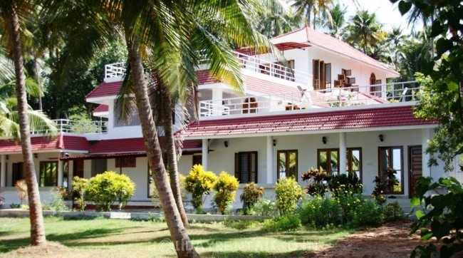 Ashtamudi Lake side Villa, Kollam