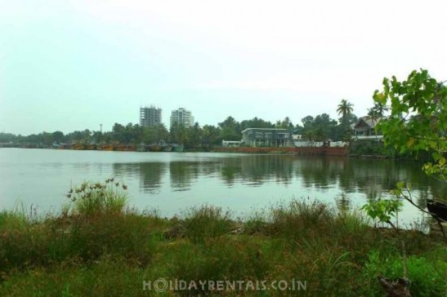 Backwater Holiday Home, Kollam