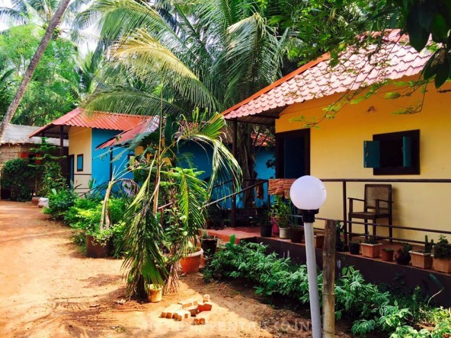 Beach Cottages, Calangute