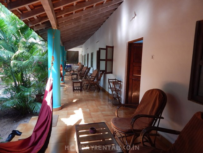 Holiday Home , Anjuna