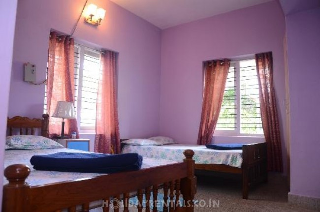 3 Bedroom Holiday Home, Kodagu Coorg