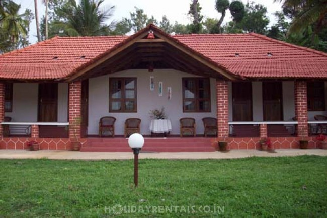 4 Bedroom Holiday Home, Kodagu Coorg