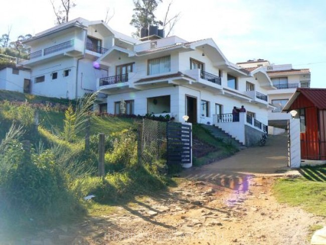 Holiday Home Near Rose Garden, Ooty