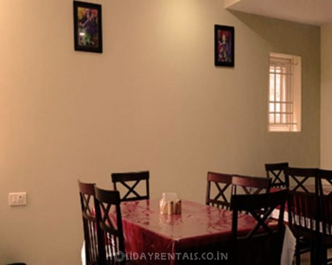 Holiday Home, Ooty
