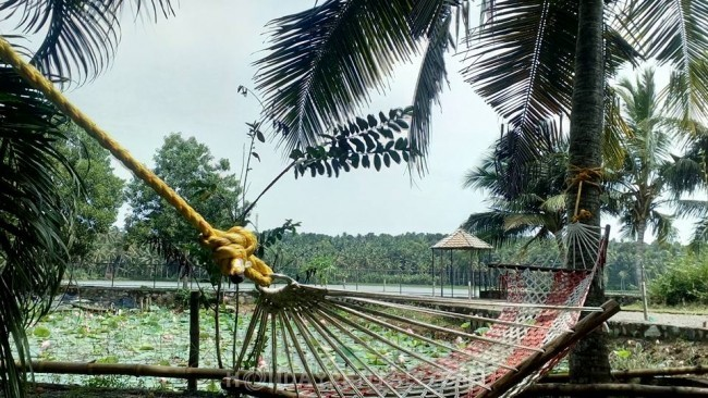 Vellayani lake facing Serviced Villa, Trivandrum