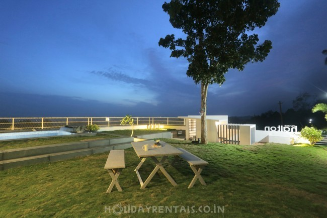 3 Bedroom Holiday Mansion , Trivandrum