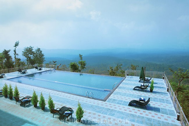 Cliff Top Holiday Home, Kodagu Coorg